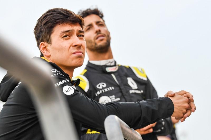 Ex-Renault-Junior bereut Weggang nicht: Kommt Fernando Alonso?