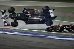 """""""Was zur Hölle?"""": Gutierrez erinnert sich an Mega-Crash mit Maldonado"""