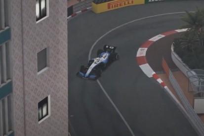 #VirtualGP Monaco: Überlegener Russell-Sieg, fragwürdiges Spektakel