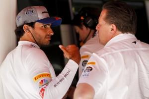 """Sainz' Ferrari-Verhandlung: Offenheit aller Parteien """"macht mich stolz"""""""