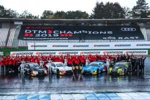 Nach Audis DTM-Ausstieg: Was wird aus den vier Teams?