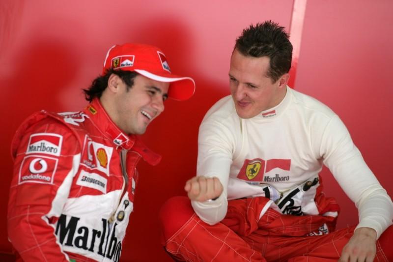 """Massa kennt Schumacher-Zustand: """"Bete, dass er wieder an die Strecke kommt!"""""""