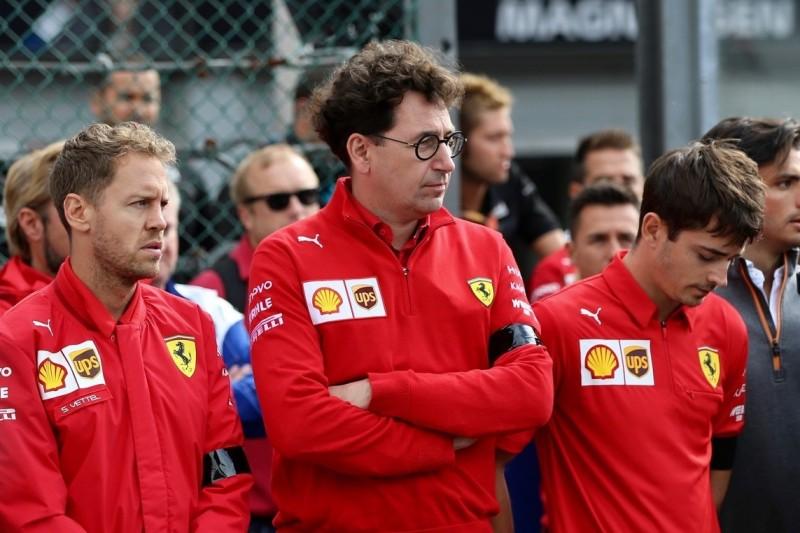 """Piero Ferrari: Binotto steht wegen Vettel 2020 vor """"schwieriger Situation"""""""
