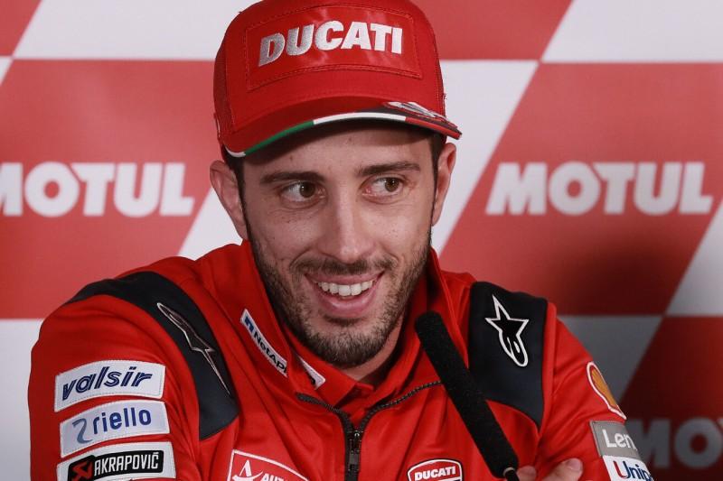 """Jemand, den man berücksichtigen sollte"" - Andrea Dovizioso zu KTM?"