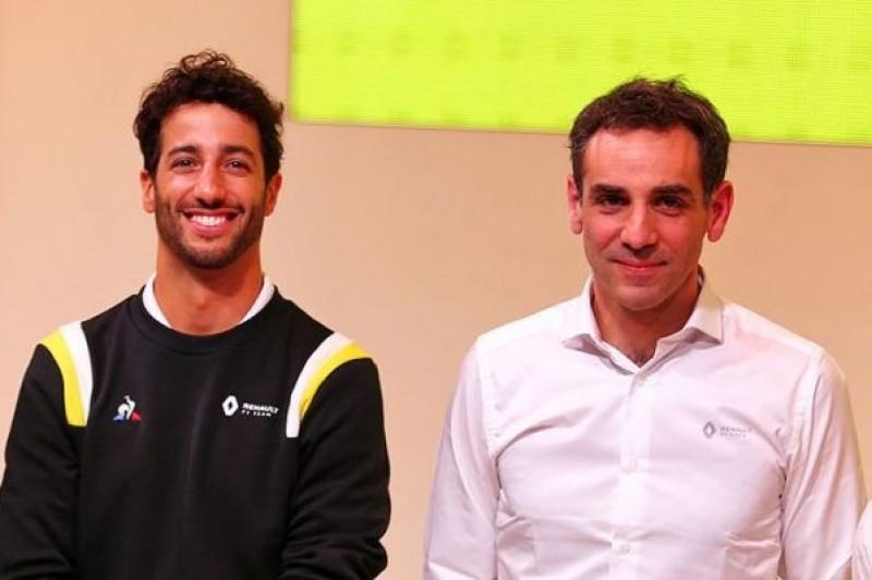 McLaren-Wechsel: Warum Cyril Abiteboul von Daniel Ricciardo enttäuscht ist