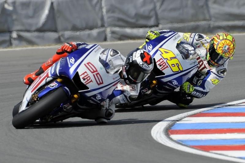 Jorge Lorenzo: Feindbilder helfen im Motorsport, um sich zu motivieren