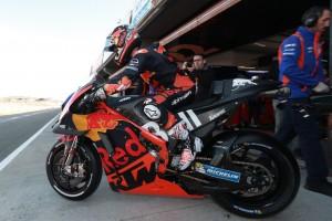 KTM in Spielberg: Erster MotoGP-Test seit der Coronavirus-Zwangspause