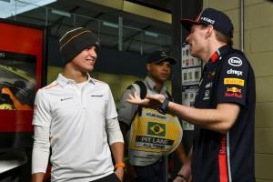 Max Verstappen und Lando Norris: Teamkollegen bei virtuellen 24h Le Mans