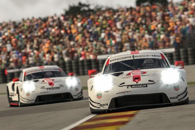 Porsche bei den 24h Le Mans virtuell: Neue Wege für Traditionsmarke