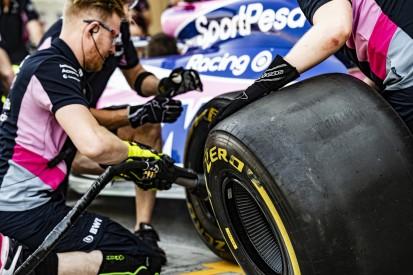 Neu: Formel-1-Teams müssen im Freitagstraining Reifen testen