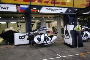 F1-Werke nehmen Betrieb wieder auf: Für AlphaTauri noch viele Fragen offen