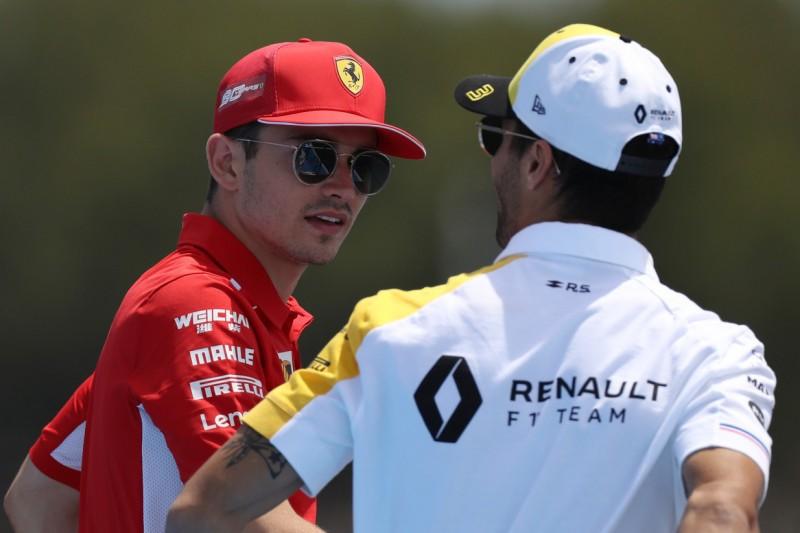 Daniel Ricciardo: Vor McLaren-Deal auch mit Ferrari gesprochen