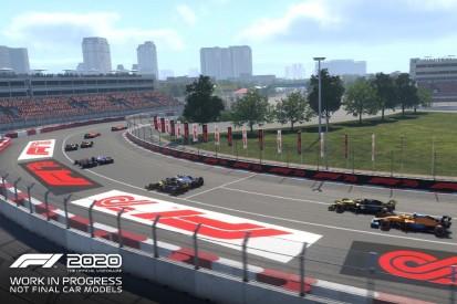 """Erstes Video: Charles Leclerc fährt eine Runde in Vietnam in """"F1 2020"""""""