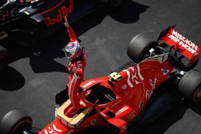 Ferrari schenkt Kimi Räikkönen sein letztes Formel-1-Siegerauto