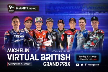 MotoGP virtuell in Silverstone: Line-up, Zeitplan & Livestream