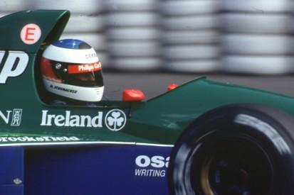 Jordan 1991: So beeindruckend war Michael Schumachers erster F1-Test