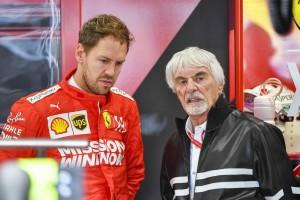 Bernie Ecclestone: Vettel möchte bei Mercedes gegen Hamilton fahren