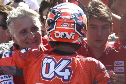 Ducati stellt Bedingungen für neuen Vertrag mit Dovizioso