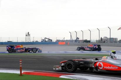 Vettel-Webber-Crash in Istanbul 2010: Der Anfang vom Ende