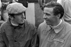 Jackie Stewart: Clark der beste Fahrer aller Zeiten - hinter Fangio