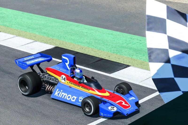 All-Star-Serie: Alonso dominiert wieder, doch Button wird Meister