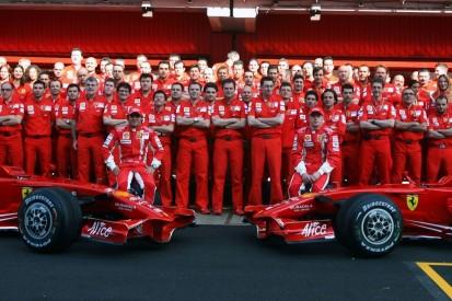 #1-Fahrer, Teamchef & Co.: Das ist das beste F1-Team aller Zeiten!