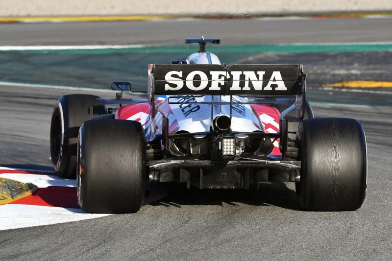 Williams: Umschuldung brachte dem Team 31 Millionen Euro Kapital