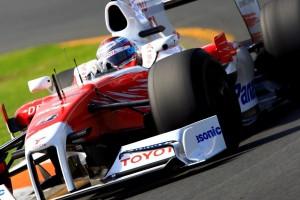 Für den guten Zweck: Toyota versteigert komplettes Formel-1-Auto