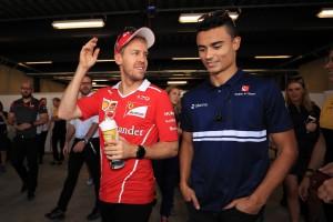 """Pascal Wehrlein: Hamilton-Vettel bei Mercedes für ihn """"vorstellbar"""""""
