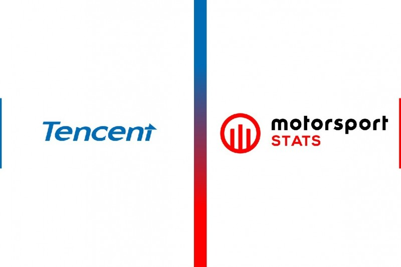 Motorsport Network liefert Tencent Daten-Feeds für chinesische Rennfans