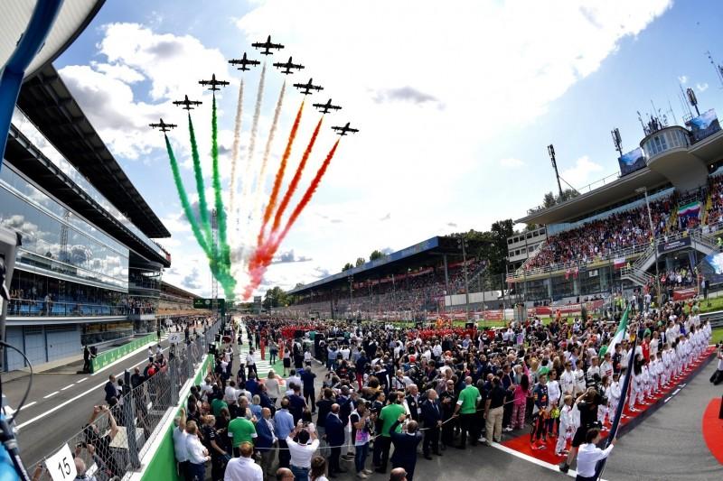 Vertragsverlängerung: Italien-Grand-Prix bis 2025 in Monza
