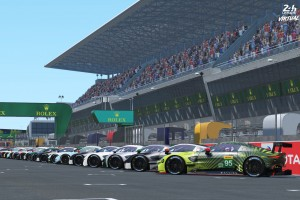 24h Le Mans virtuell: Teilnehmer, Zeitplan & Livestream