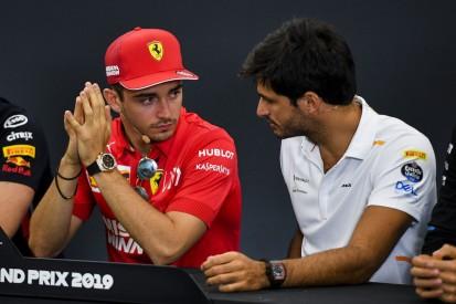 Carlos Sainz widerspricht Experten: Komme nicht als Nummer 2 zu Ferrari