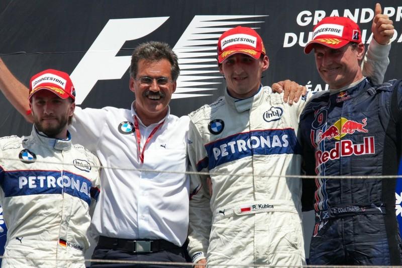 Kubica erneuert Kritik: BMW hat 2008 einzige Titelchance weggeworfen