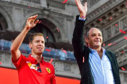 """Formel-1-Liveticker: Berger über Vettel-Zukunft: """"Kann nur die DTM geben"""""""