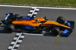 Lando Norris: Privater Formel-3-Test als Comeback-Vorbereitung