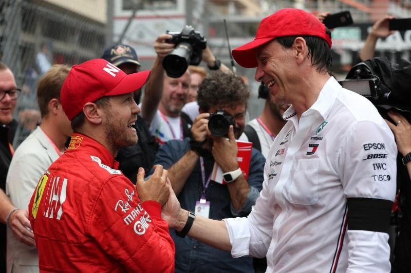 """Mercedes über Vettel: """"Wer weiß, was noch passiert?"""""""