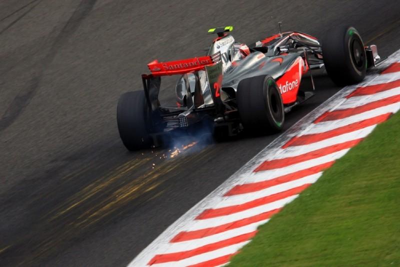 Vollgas in Eau Rouge: Heikki Kovalainens irre Wette mit Lewis Hamilton