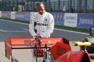 Formel-1-Liveticker: Mercedes: Haben vom Ferrari-Motor nicht alles gesehen