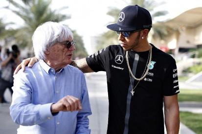 Ecclestone lobt Hamilton für dessen öffentliche Stellungnahme