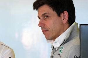 """Toto Wolff: Daimler-Engagement in der F1 steht """"nicht zur Debatte"""""""