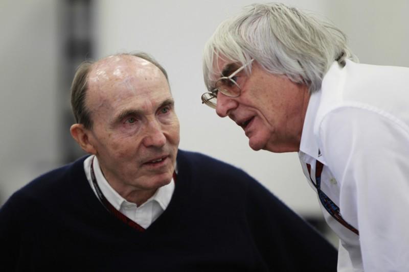 Suche nach Williams-Käufer: Bernie Ecclestone schaltet sich ein