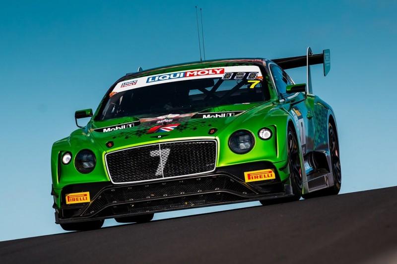 Bentley bricht Werkseinsatz in der IGTC mit sofortiger Wirkung ab