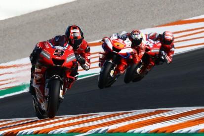 "MotoGP-Fahrermanager: ""Ducati hat nie ganz an Petrucci geglaubt"""