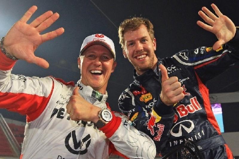 Jean Alesi: Vettel hatte es bei Ferrari schwerer als Schumacher