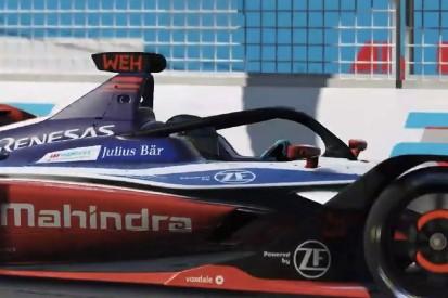 """Formel E """"Race at Home Challenge"""": Wehrlein als Tabellenführer zum Finale"""