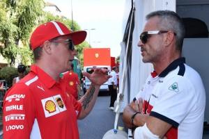 Beat Zehnder: Sauber arbeitete seit 2017 an Rückkehr von Kimi Räikkönen