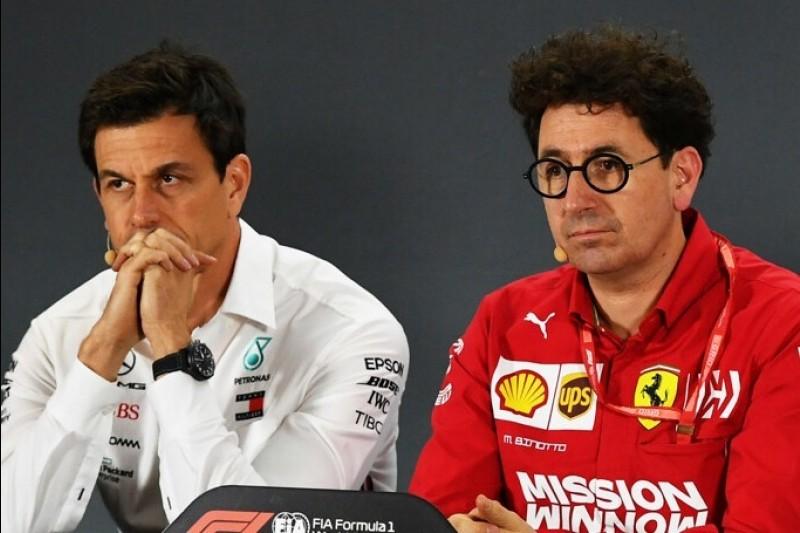 """Binotto stichelt gegen Mercedes: Geht um """"Verantwortung"""" für die Formel 1"""