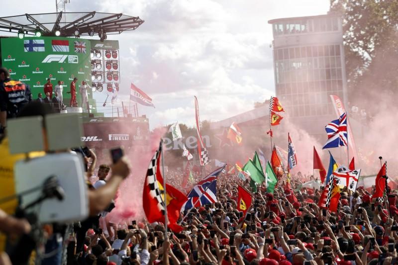Trotz Corona: Monza hofft auf Rennen mit Zuschauern im September