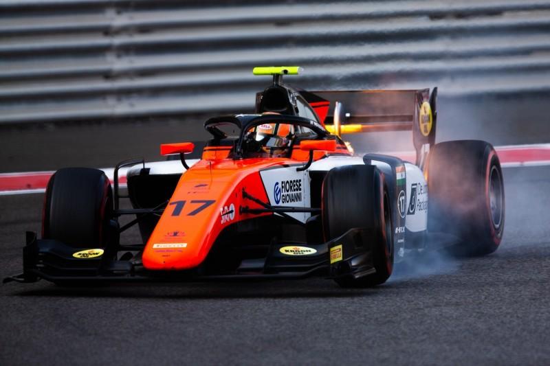 Mahaveer Raghunathan: Umstrittener Formel-2-Fahrer will Comeback 2021